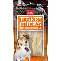 Bark & Harvest USA Turkey Tendon Chews - 2 oz. Bag
