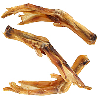 Healthy Dog Chews USA Duck Feet