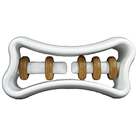 Starmark Treat Ringer - Bone