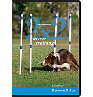 2x2 Weave Training</br> 2-DVD Set