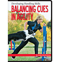 Balancing Cues in Agility</br>8-DVD Set