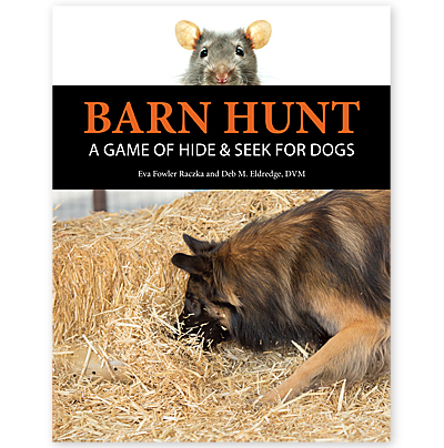Barn Hunt - A Game of Hide & Seek for Dogs