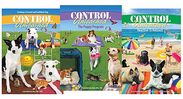 Control Unleashed® 3-Book Set
