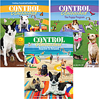 Control Unleashed 3-Book Set