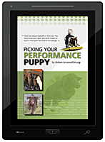 Picking Your Performance Puppy E-Book