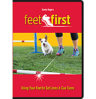Feet First: Using Your Feet to Set Lines & Cue Turns 2-DVD Set