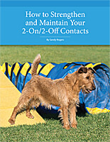 How to Strengthen and Maintain Your 2-On/2-Off Contacts