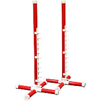 """Competition Agility Nonwinged Jump Kit - 1 1/4"""" PVC"""