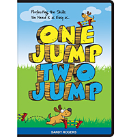 One Jump Two Jump 4-DVD Set