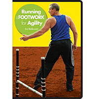 Running and Footwork for Agility DVD