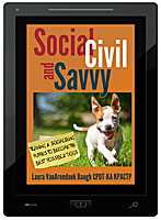 Social, Civil and Savvy E-book