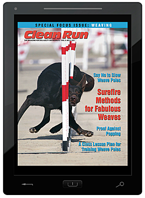 Clean Run Special Focus Issue on Weaving E-Book