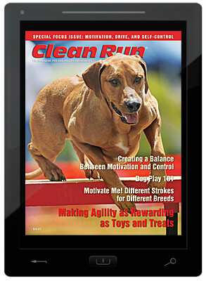 Clean Run Special Focus Issue on Motivation, Drive,and Self-Control E-Book