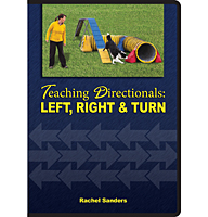 Teaching Directionals: Left, Right & Turn DVD