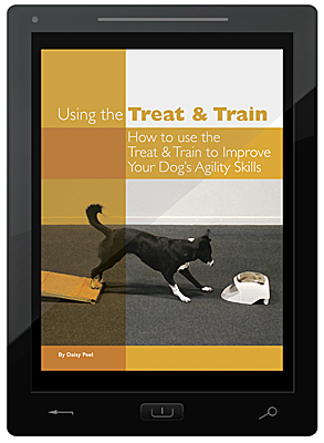 Using the Treat and Train to Improve Your Agility Training E-Book