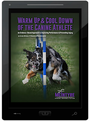 Warm Up and Cool Down of the Canine Athlete E-Book