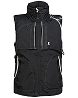 Hurtta 7-Pocket Houndtex Dog Training Vest - Granite