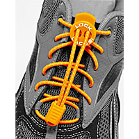 Lock Laces—Orange