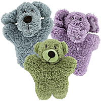 "AromaDog Calming Fleece Toys - 9.5"" Man"