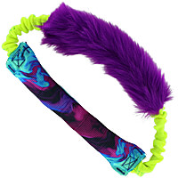 Bling's Bungee Ring Tug - Wicked Purple