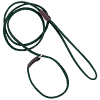 Mendota British-style Mini Slip Lead - Hunter, 1/8in. x 54in.