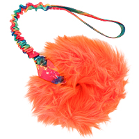 BUNDLE DEAL: Tribble Trouble Ring with Bungee Handle - Orange
