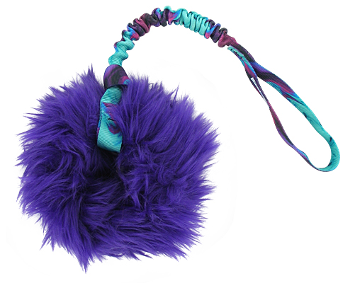 BUNDLE DEAL: Tribble Trouble Ring with Bungee Handle - Purple