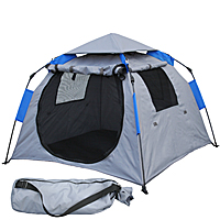Clean Run Portable Pop-Up Tent