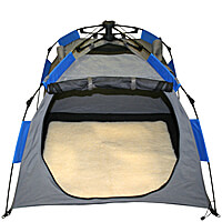 Deluxe Fleece Nonskid Tent Mat - 30in. x 30in.