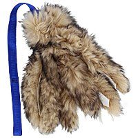 Chewbacca Sheepskin Chaser