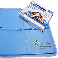 Cool Pet Pad Self-Cooling Gel Mats