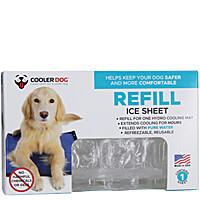 Cooler Dog Refill Ice Sheet for Hydro Cooling Mats