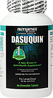 Dasuquin Chewable Tablets for Large Dogs - 84 Count