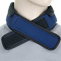FlexiFreeze Cooling Collar for Humans
