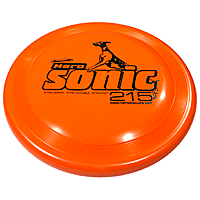 Hero Sonic Xtra 215 Distance Disc, 8.5 in.