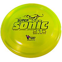 Hero Super Sonic 215, 8.5 in.