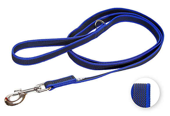Julius K9 Super Grip Leash - 3/4in x 6ft