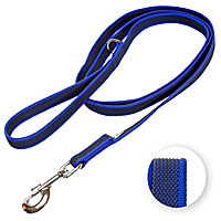"Julius K9 Super Grip Leashes - 3/4"" x 6'"