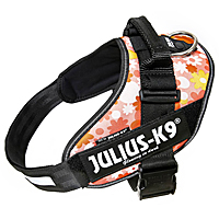 Julius K9 IDC Harness - Flowers