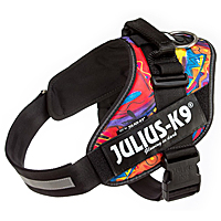 Julius K9 IDC Harness - Psycho Canis