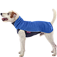 Jumppa Pomppa Fleece Dog Jackets