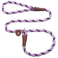 Mendota British-style Slip Leads - Lilac, 6 ft.