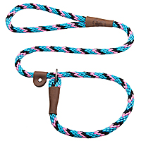 Mendota British-style Slip Leads - Starbright, 6 ft.