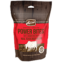 Merrick Soft & Chewy Power Bites - Beef, 6 oz.