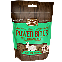 Merrick Soft and Chewy Power Bites - Rabbit, 6 oz.