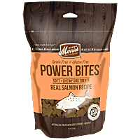 Merrick Soft & Chewy Power Bites - Salmon, 6 oz.