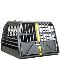 Mim Variocage Dog Safety Crates—Double