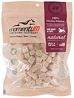 Momentum Dog Treats - Chicken Nibblets, 4 oz.