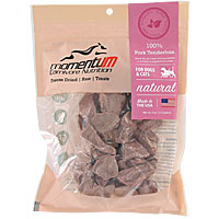 Momentum Dog Treats - Pork Tenderloin, 4 oz.