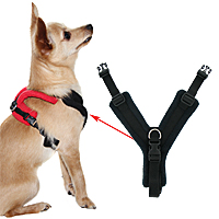Perfect Fit Modular Fleece-Lined Harness System: Part 2 - Front Piece